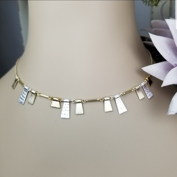 Kendra Scott, Gold/Silver, Lynne, Necklace